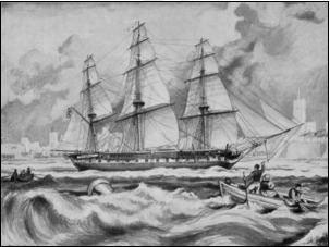 HMS Vernon (1832)