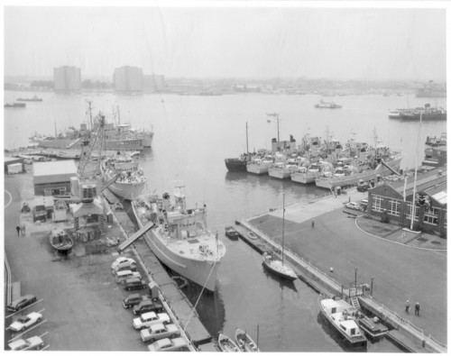 HMS Vernon (shore establishment) strongislandcowpcontentuploads2013081974Ve