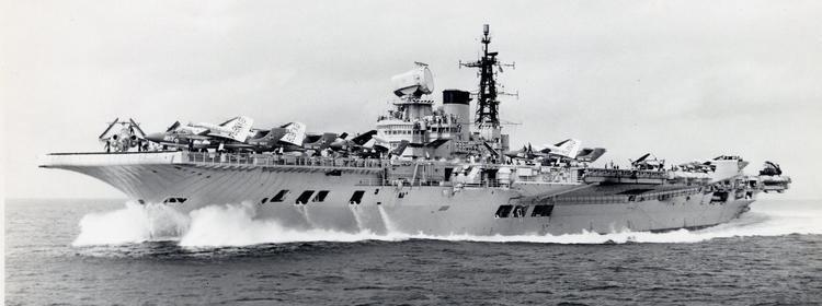 HMS Victorious (R38) HMS Victorious R38 Illustrious Class Aircraft Carrier 19411968