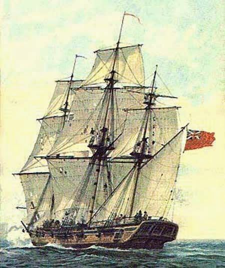 HMS Vulture (1776) httpssmediacacheak0pinimgcomoriginalsac