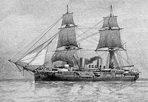 HMS Warspite (1884) httpsuploadwikimediaorgwikipediacommonsthu