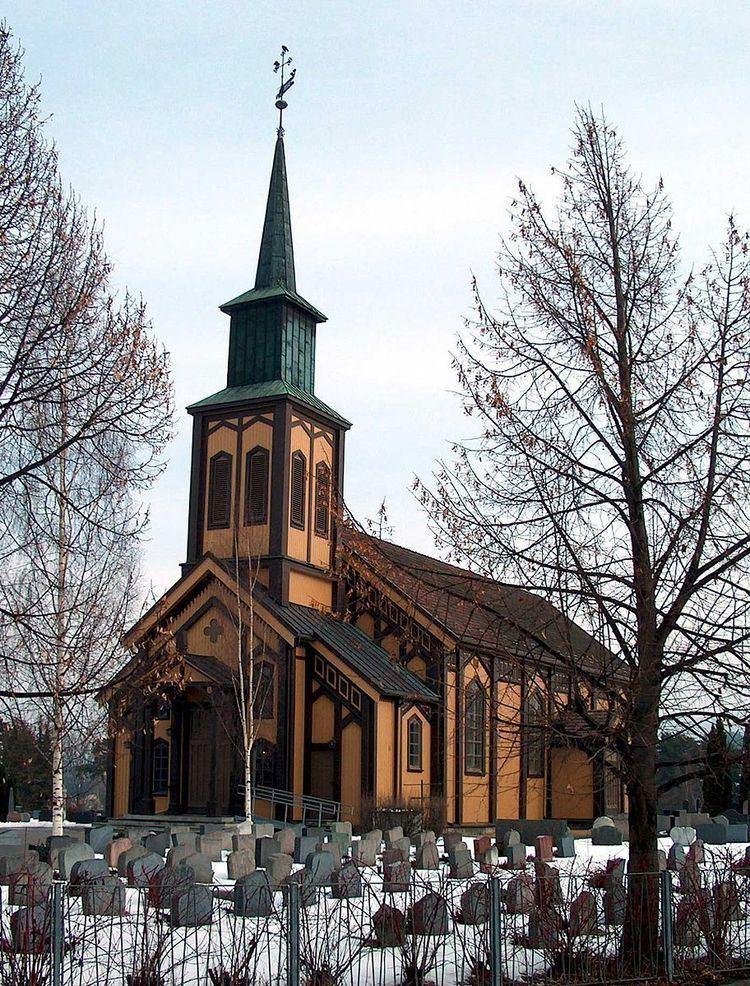 Hønefoss Church