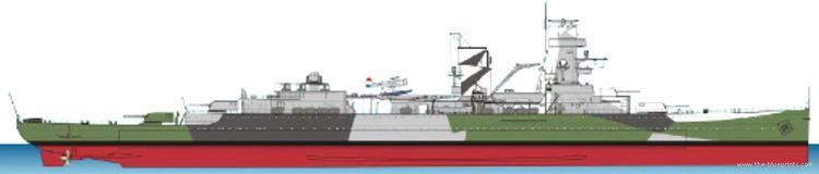 HNLMS De Ruyter (1935) TheBlueprintscom Blueprints gt Ships gt Cruisers gt HrMs De
