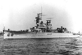 HNLMS De Ruyter (1935) HNLMS De Ruyter 1935 Wikipdia
