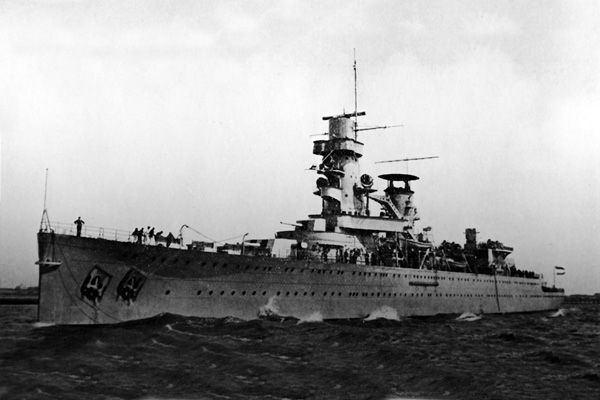HNLMS De Ruyter (1935) De Ruyter Light cruiser 1935 HrMs De Ruyter 19361942