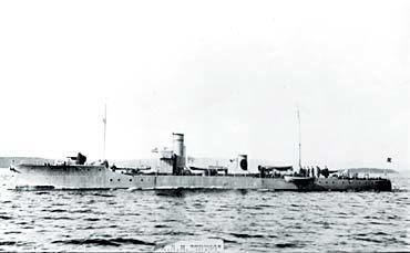 HNoMS Stegg (1921)