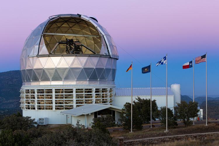 Hobby–Eberly Telescope HobbyEberly Telescope McDonald Observatory