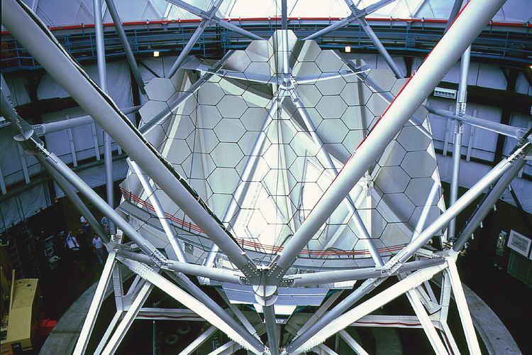 Hobby–Eberly Telescope HobbyEberly Telescope Primary Mirror McDonald Observatory