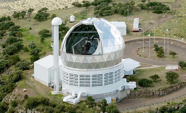 Hobby–Eberly Telescope HobbyEberly Telescope HET astnoaoedu