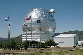Hobby–Eberly Telescope HobbyEberly Telescope Wikipedia