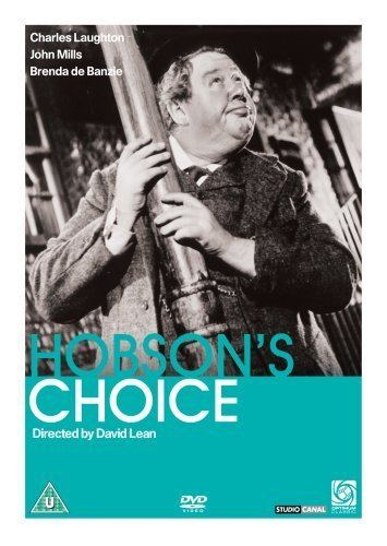Hobson's Choice (1954 film) Hobsons Choice DVD 1954 Amazoncouk Charles Laughton John