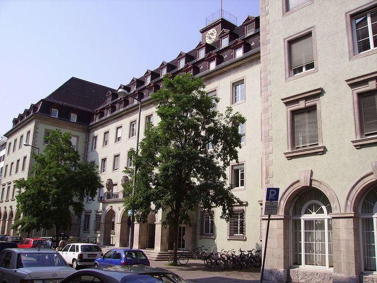 Hochschule für Musik und Darstellende Kunst Mannheim