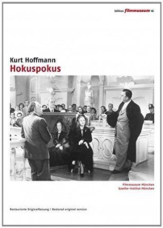 Hocuspocus (1953 film) httpsimagesnasslimagesamazoncomimagesI4