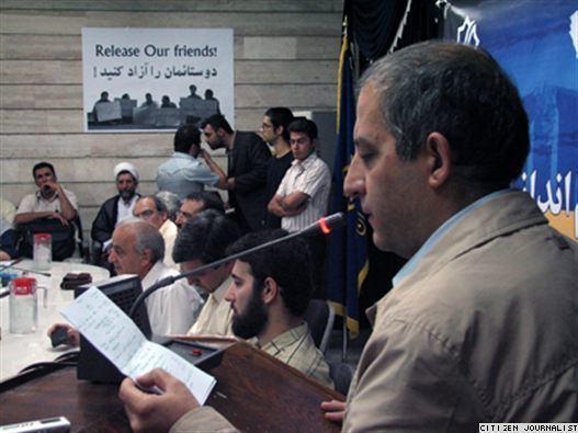 Hoda Saber Reza Hoda Saber Political Prisoner Dies after 9Day