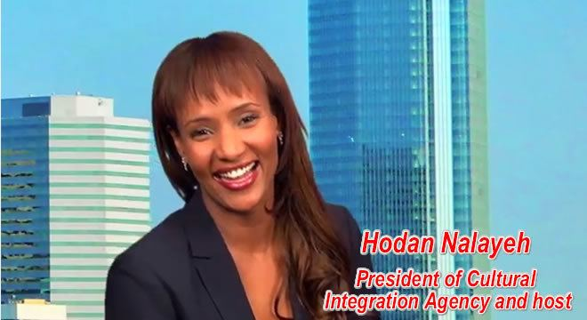 Hodan Nalayeh TV host Hodan Nalayeh shines a light on Somali life in Toronto