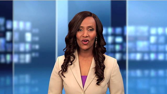 Hodan Nalayeh TV host Hodan Nalayeh shines a light on Somali life in