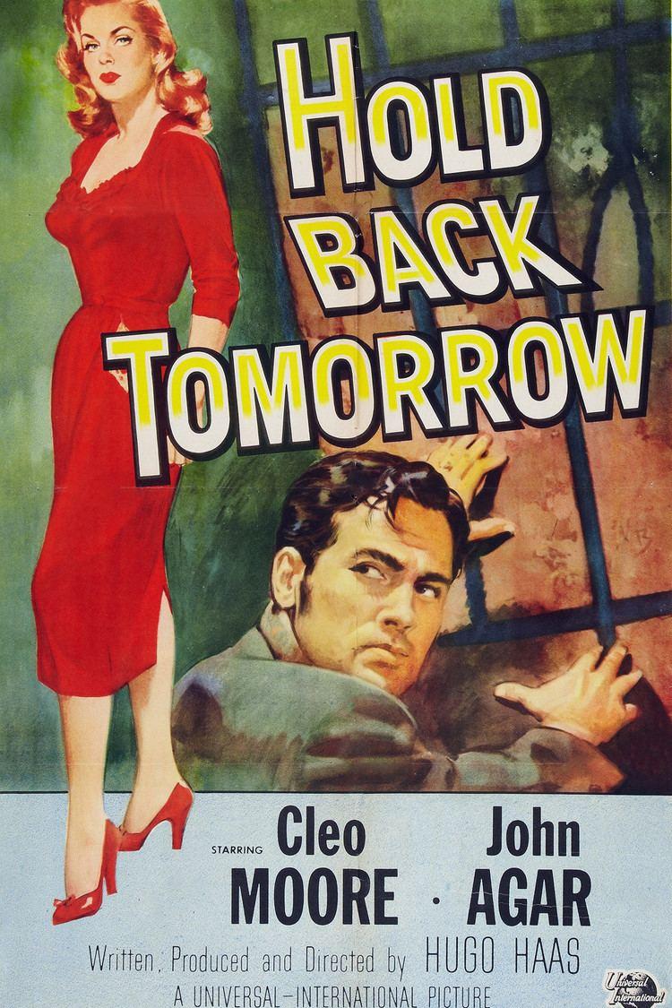 Hold Back Tomorrow wwwgstaticcomtvthumbmovieposters40516p40516
