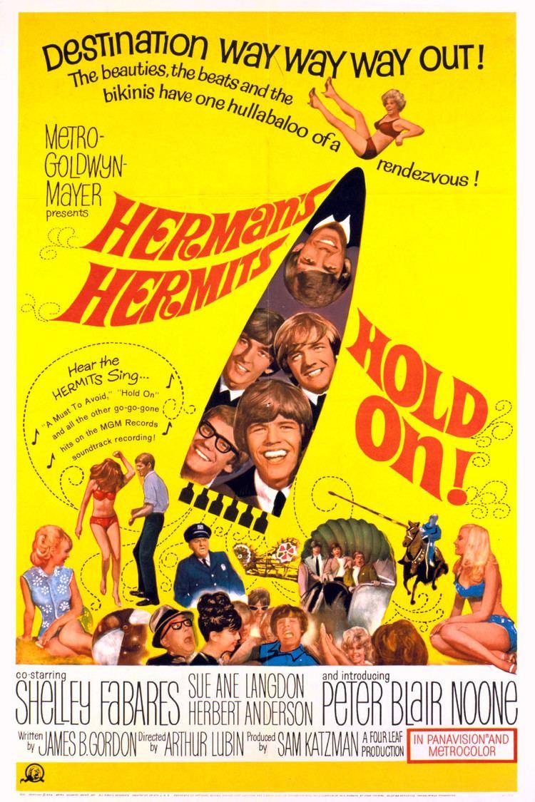 Hold On! (film) wwwgstaticcomtvthumbmovieposters8527p8527p