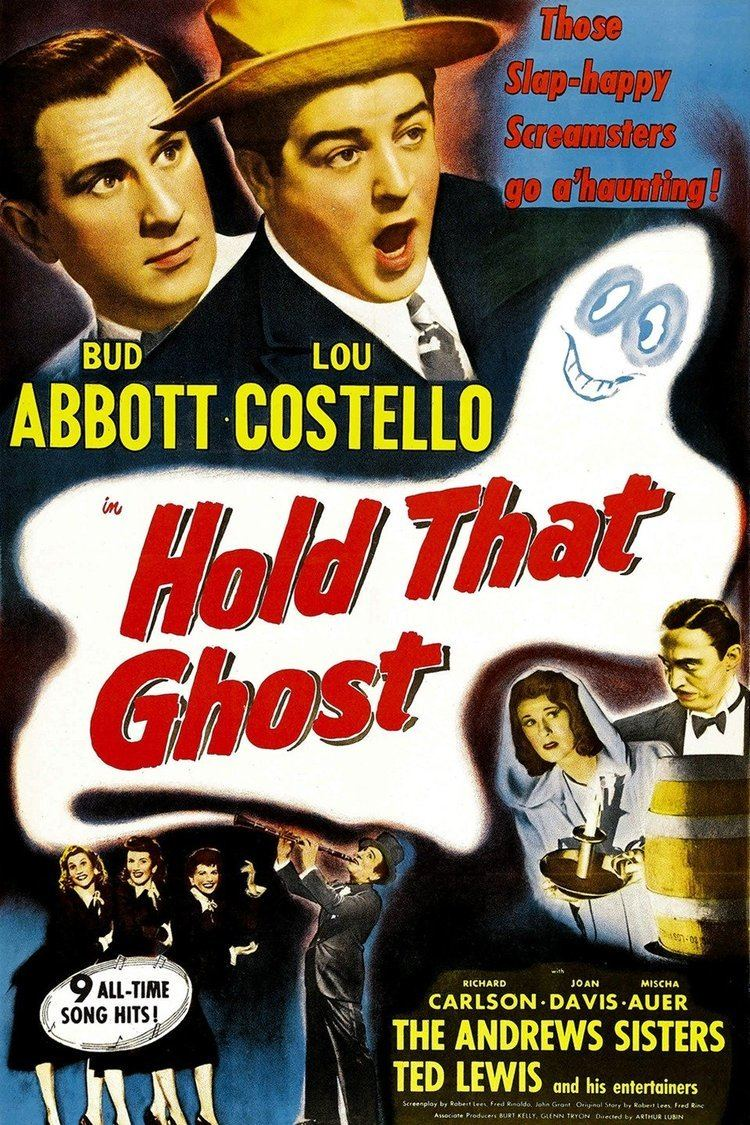 Hold That Ghost wwwgstaticcomtvthumbmovieposters846p846pv