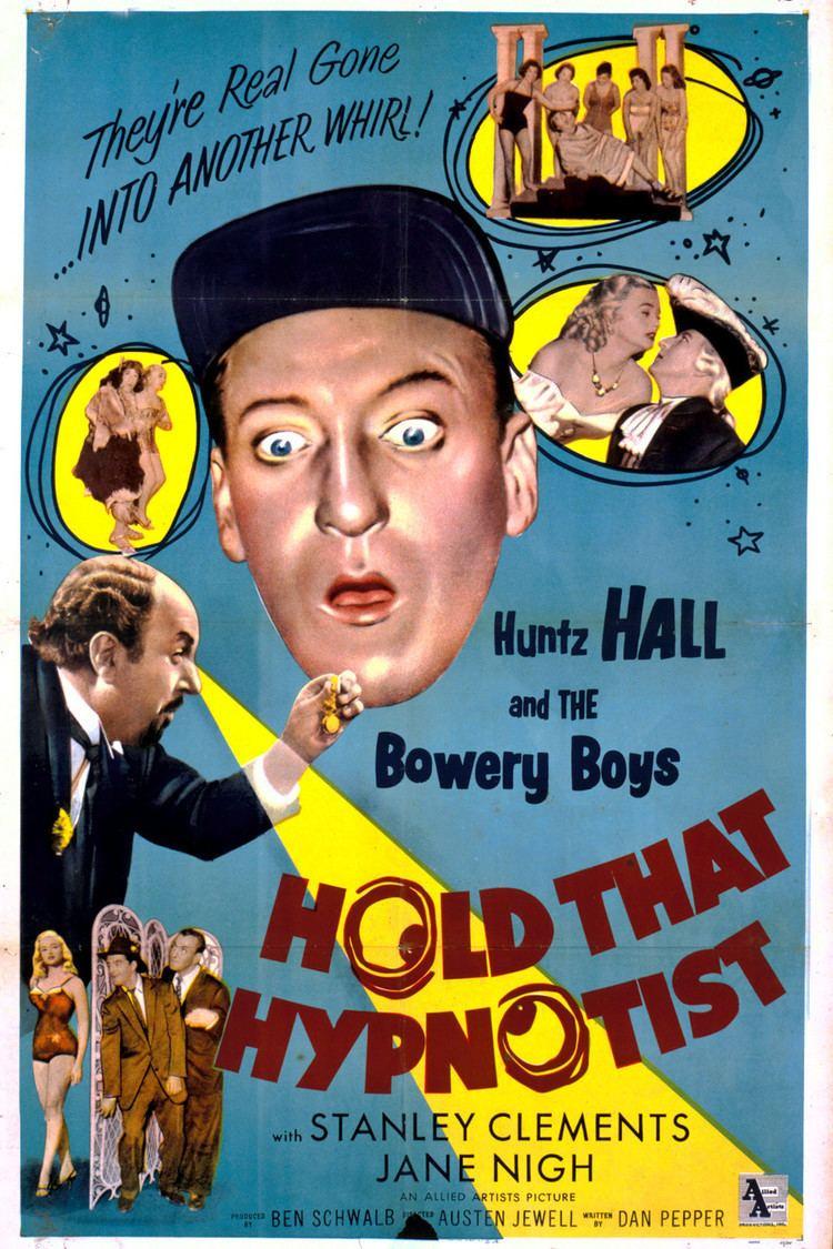 Hold That Hypnotist wwwgstaticcomtvthumbmovieposters37494p37494