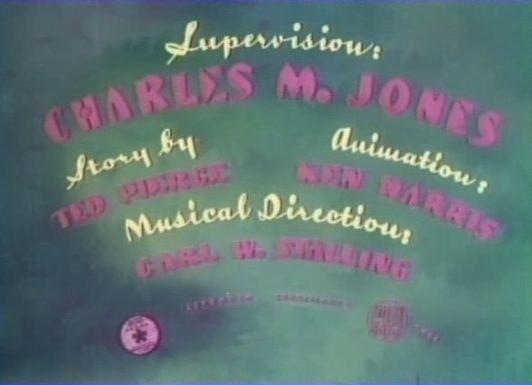 Hold the Lion, Please John K Stuff Hold The Lion Please 1942 Chuck Jones Bobe Cannon