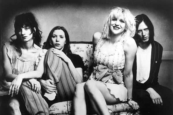 Hole (band) 22 Years Ago Hole Release 39Live Through This39