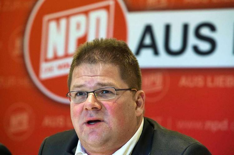 Holger Apfel Apfel muss Vorwrfe von Homosexualitt entkrften