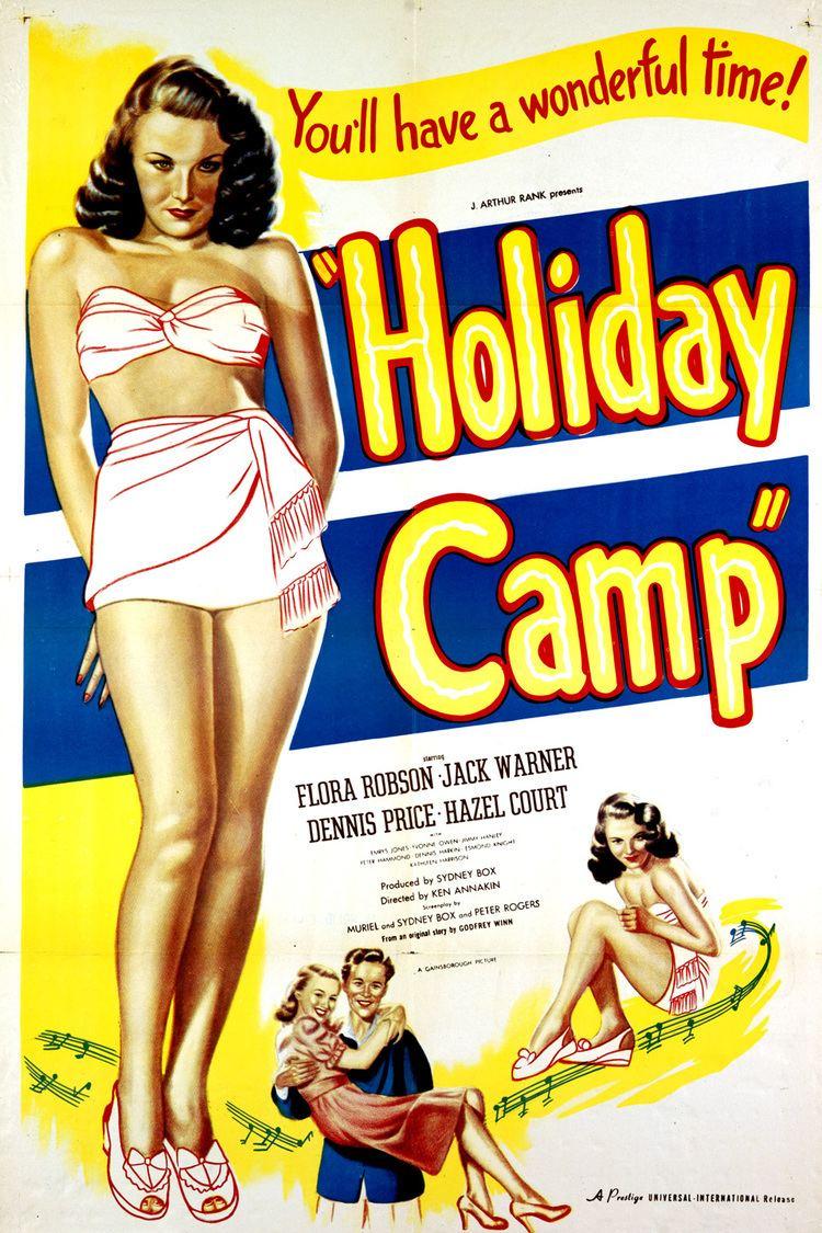 Holiday Camp (film) wwwgstaticcomtvthumbmovieposters43294p43294