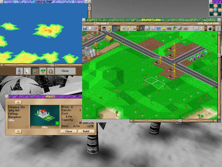 Holiday Island (video game) - Alchetron, the free social
