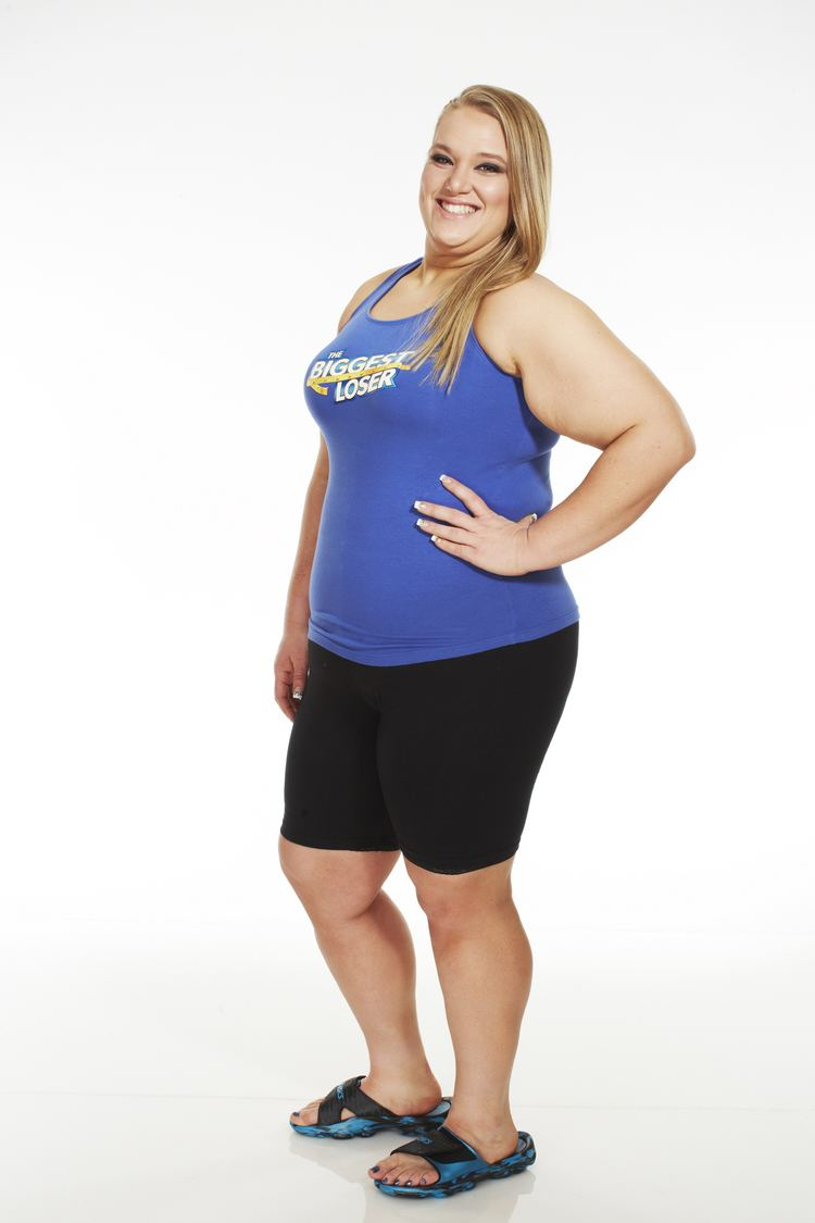 Holley Mangold Holley Mangold About The Biggest Loser NBC
