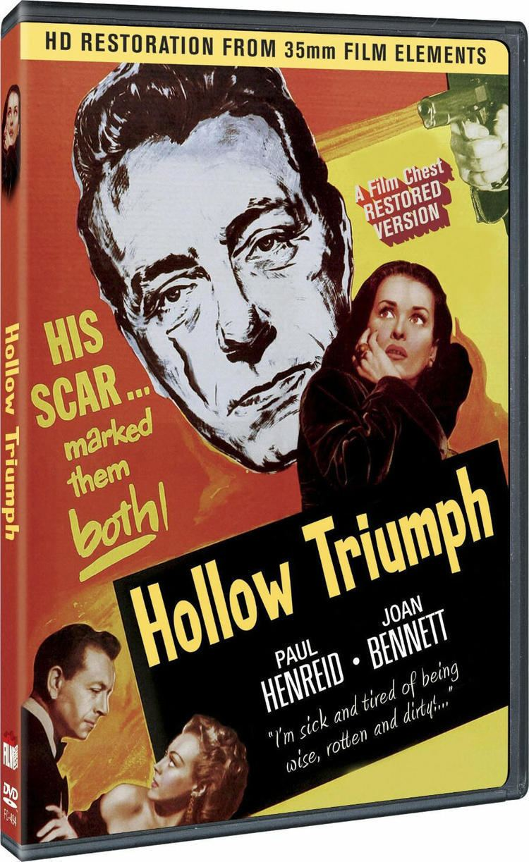 Hollow Triumph World Cinema Paradise DVD Review Hollow Triumph 1948