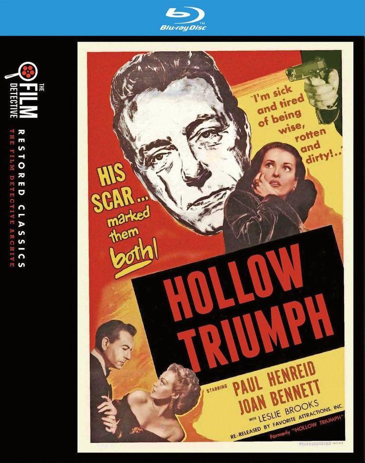 Hollow Triumph Hollow Triumph Bluray