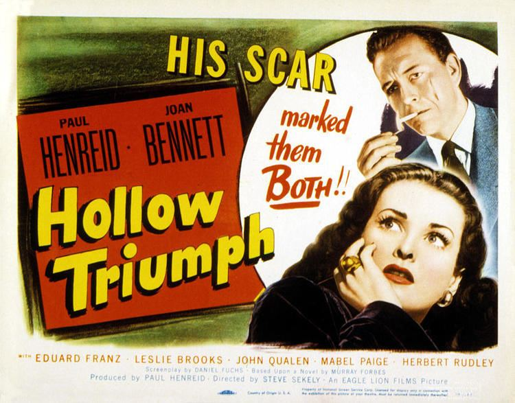 Hollow Triumph Hollow Triumph 1948