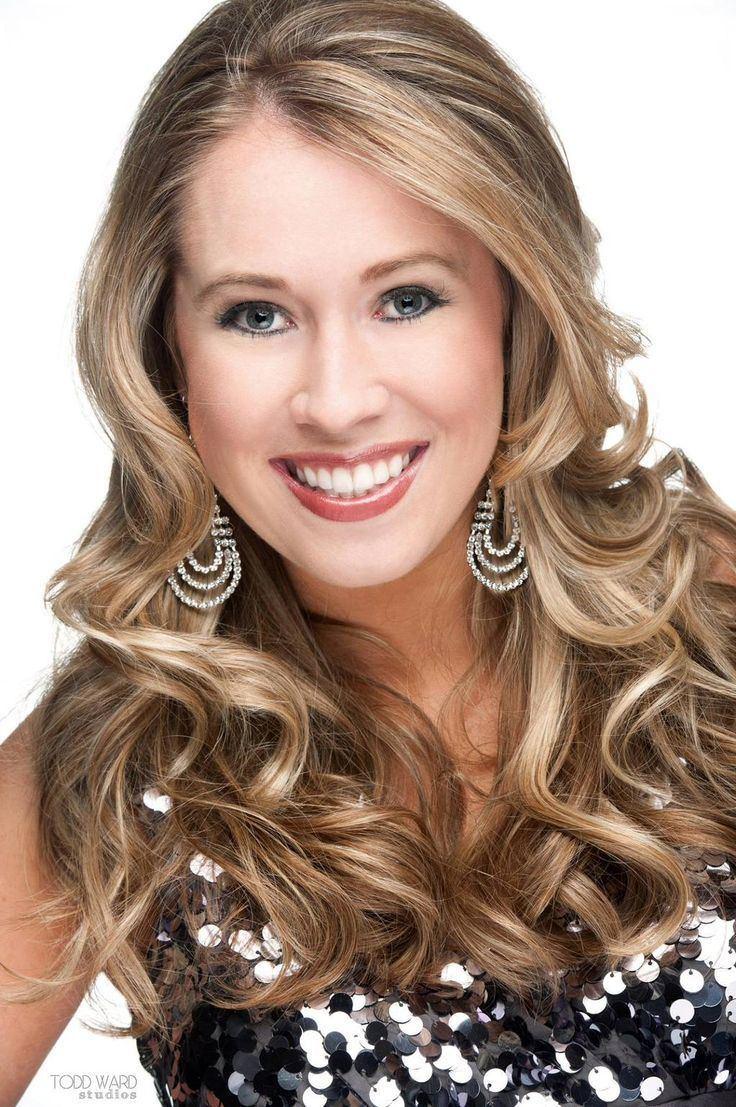 Holly Blanchard 3 Miss New Hampshire Holly Blanchard Talent Baton