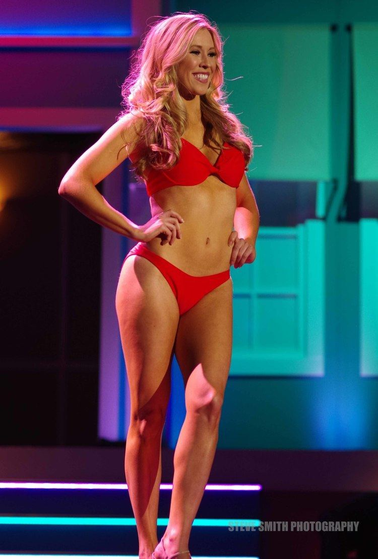 Holly Blanchard Holly Blanchard crowned Miss New Hampshire Beauty