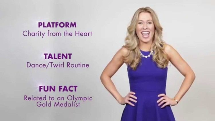 Holly Blanchard Meet Miss New Hampshire 2015 Holly Blanchard YouTube