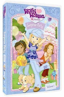 Holly Hobbie and Friends: Surprise Party httpsuploadwikimediaorgwikipediaen664DVD