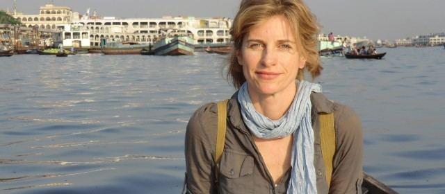 Holly Morris (author) Travel presenter series Holly Morris The Official Globe Trekker