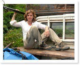 Holly Morris (author) Holly Morris The Official Globe Trekker Website