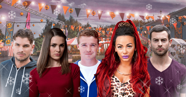 Hollyoaks 12 big Hollyoaks spoilers in our huge winter preview Metro News
