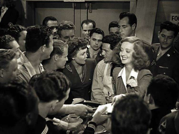 Hollywood Canteen (film) Hill Place Bette Davis A Great American On and OffScreen in
