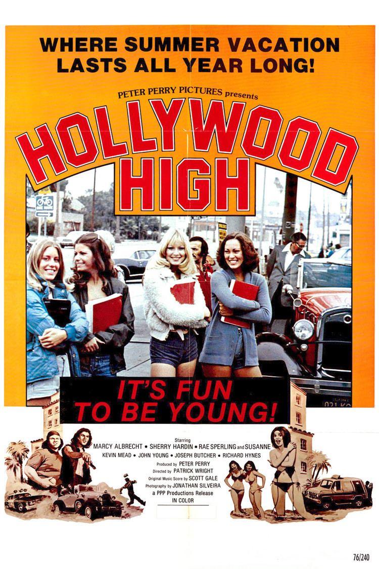 Hollywood High (1977 film) wwwgstaticcomtvthumbmovieposters37307p37307