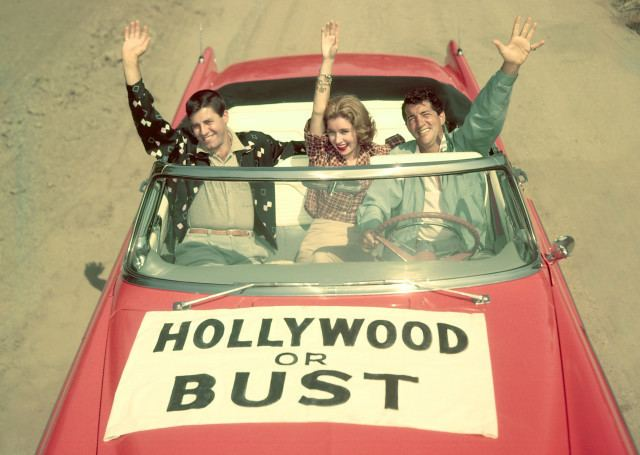 Hollywood or Bust Hollywood or Bust Jerry Lewis Dean Martin 1956 Full Movie The