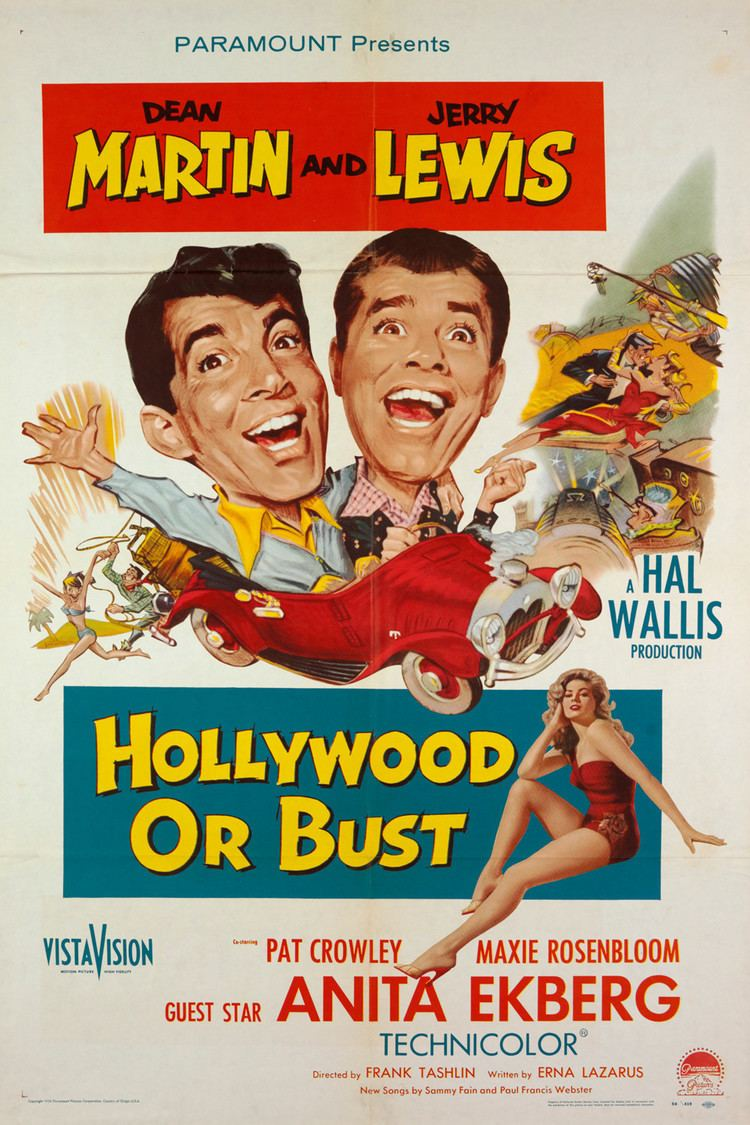Hollywood or Bust wwwgstaticcomtvthumbmovieposters3735p3735p