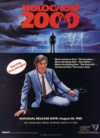 Holocaust 2000 Video Crash Holocaust 2000 aka The Chosen 1978