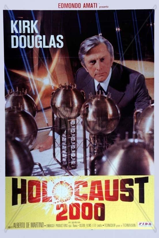 Holocaust 2000 Holocaust 2000 Alberto De Martino 1977 Schmollywood Babylon