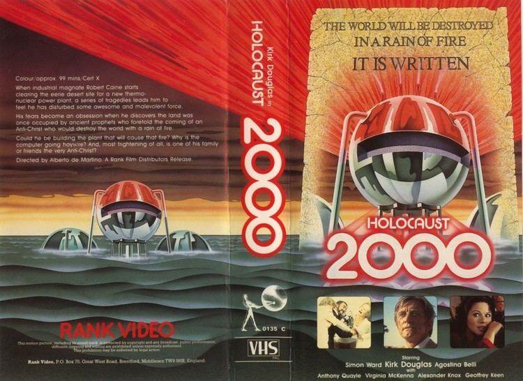 Holocaust 2000 holocaust 2000 Malastrana VHS