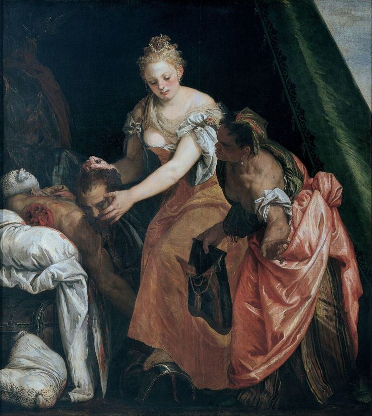 Holofernes The Story in Paintings Off with his head The Eclectic Light Company