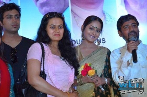 Holud Pakhir Dana movie scenes Actress Rimjim Mitra and Director Kanoj Das