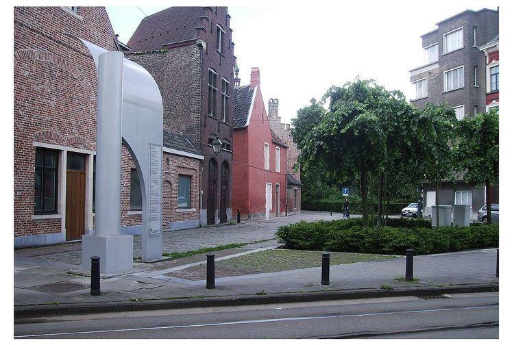 Holy Corner (Ghent Béguinage)